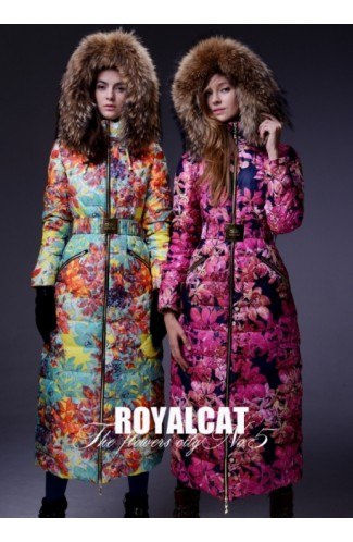 Пуховик Royalcat MY336